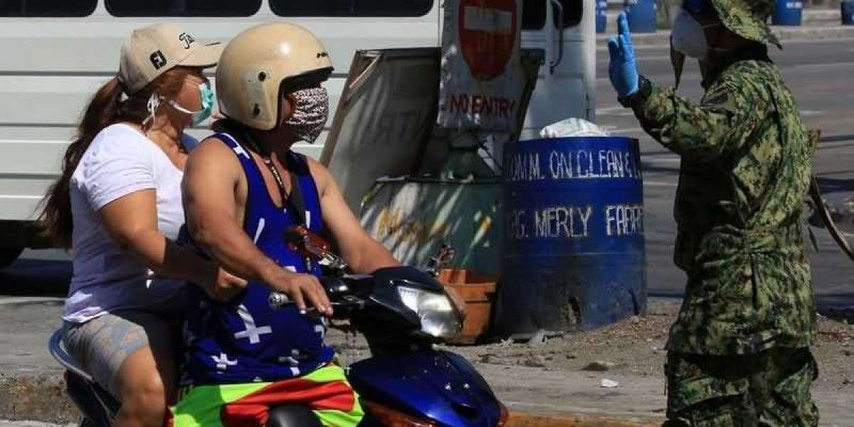 Motorcycle backriding for couples will be allowed starting July 10 – DILG