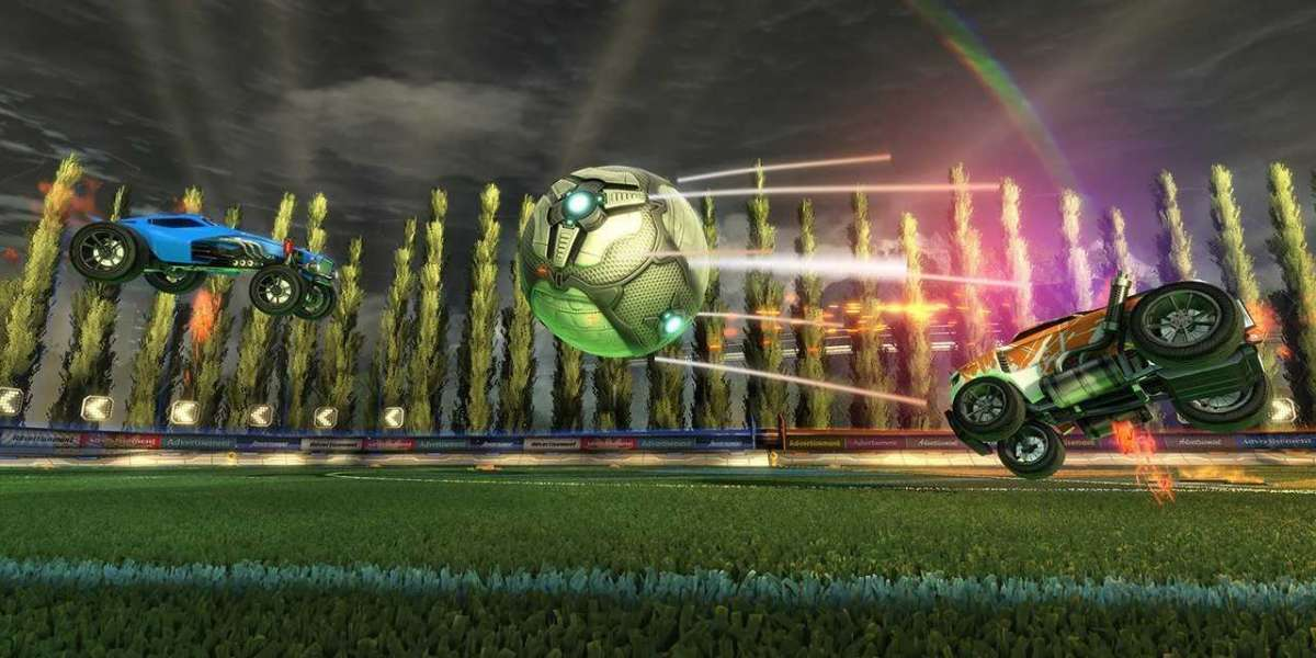 Rocket League Credits system until this year