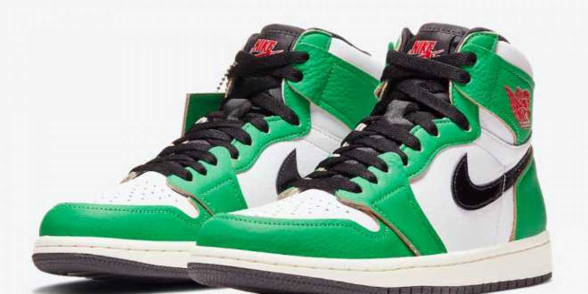 Latest Air Jordan 1 High OG WMNS Lucky Green to release on October 14th