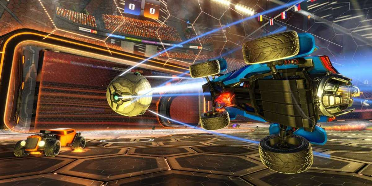 Rocket League has formally gone free-to-play and lots of players