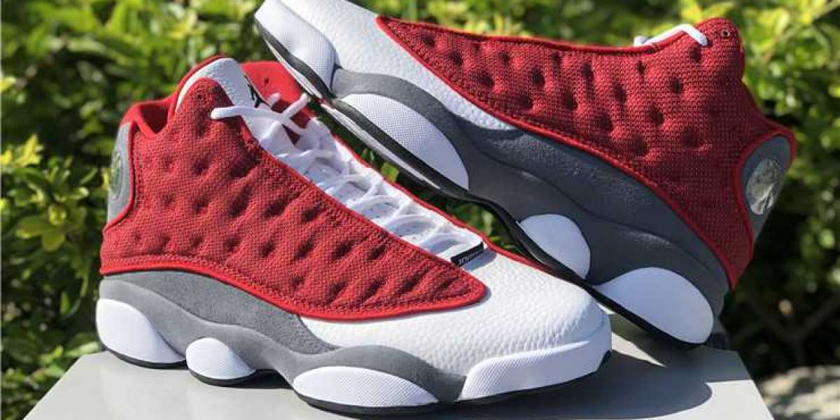 Do you want to own one pair of Jordan 13 Red Flint