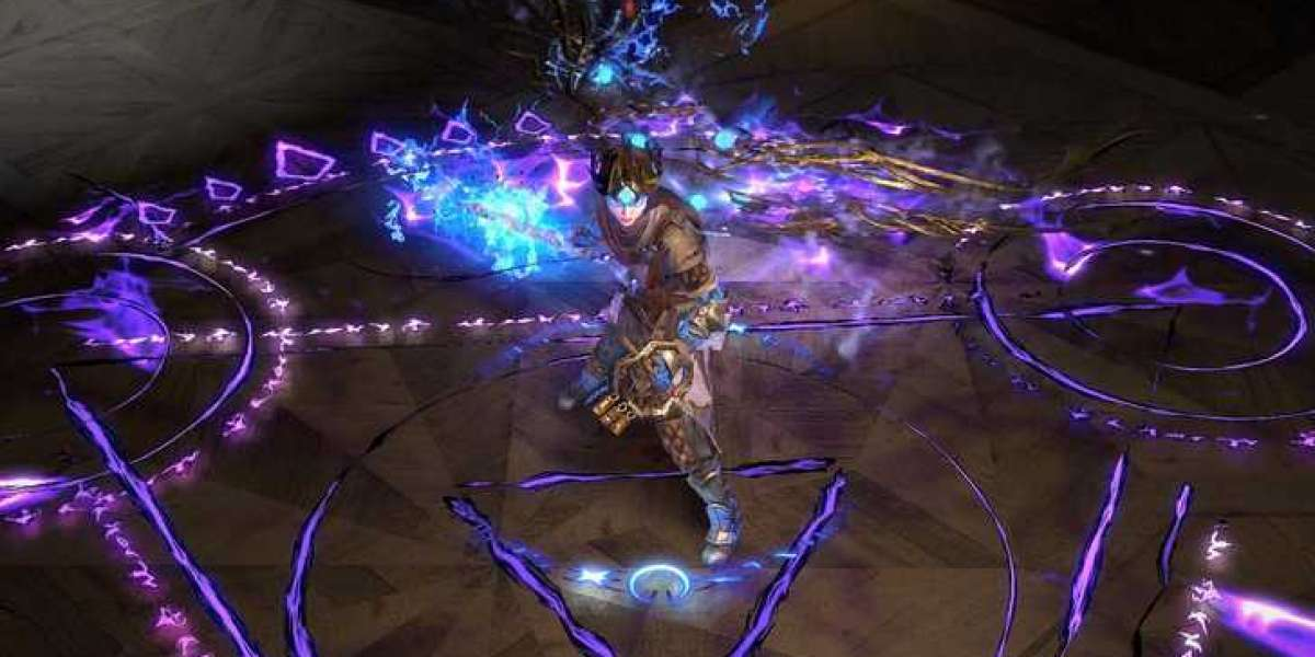 A great choice for competing players is Path of Exile