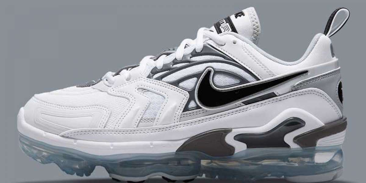 Where To Buy Nike Air VaporMax EVO White Grey CT2868-100 Shoes?