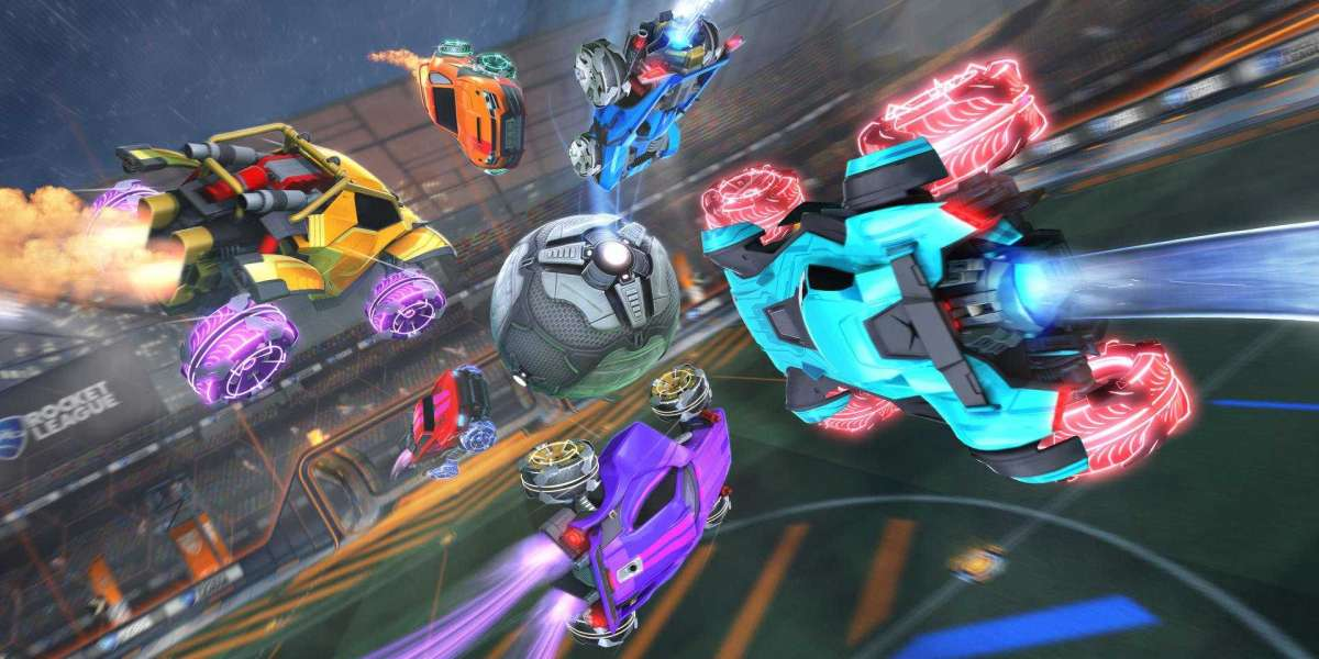 Rocket League has gone unfastened-to-play